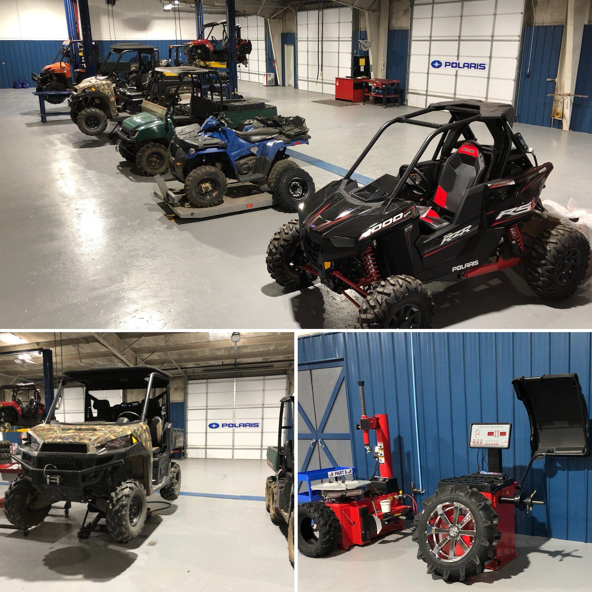 Jack Rabbit Offroad Service Department
